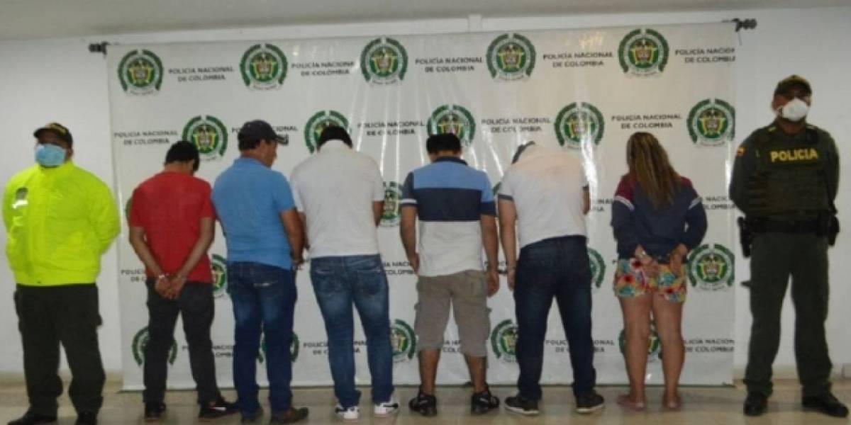 Caen integrantes de peligrosa banda dedicada a robar casas en Bogotá