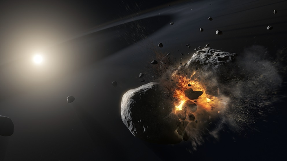Espacio: científicos descubren razón de la desaparición de lejano exoplaneta