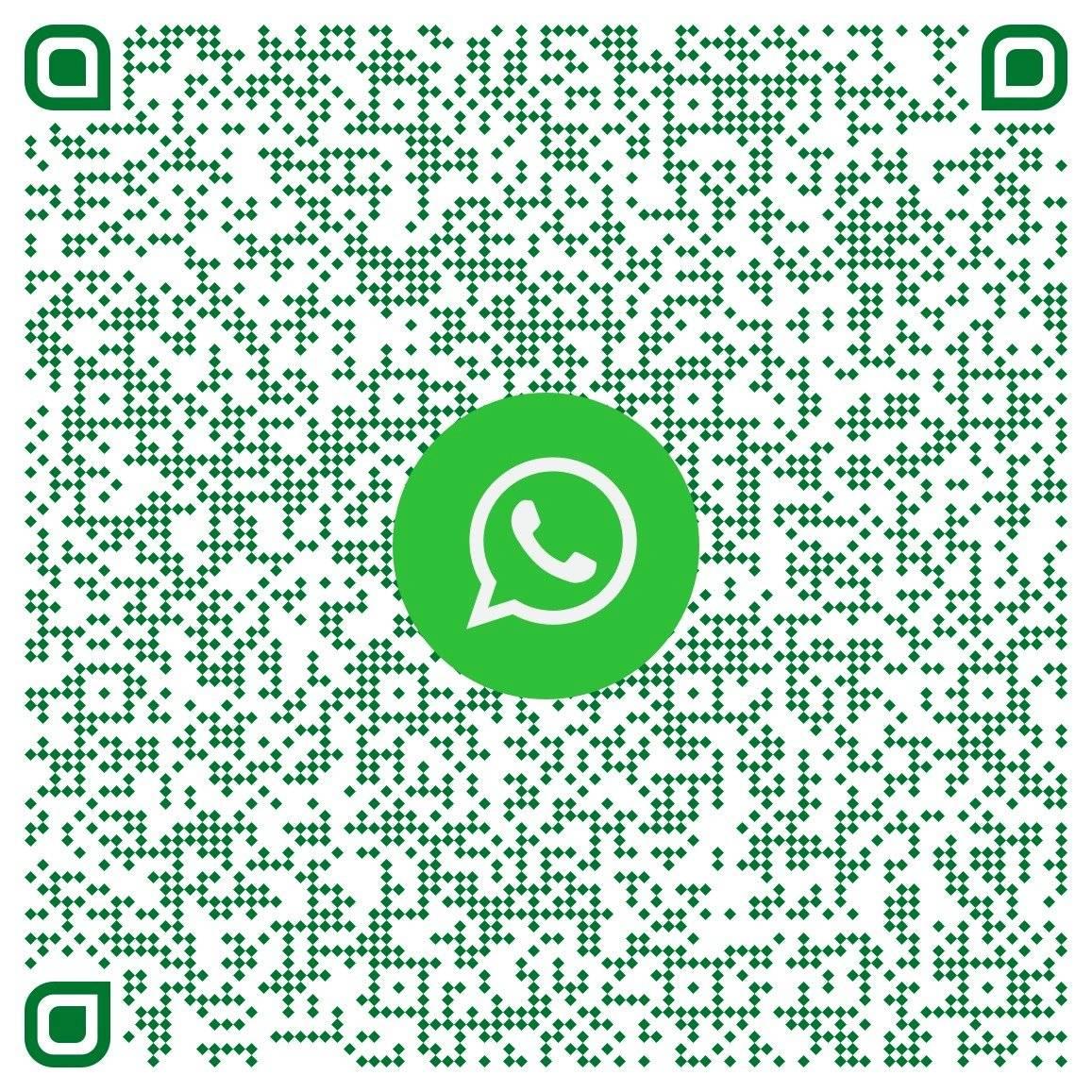 Código QR para recibir Publimetro gratis por WhatsApp en PDF