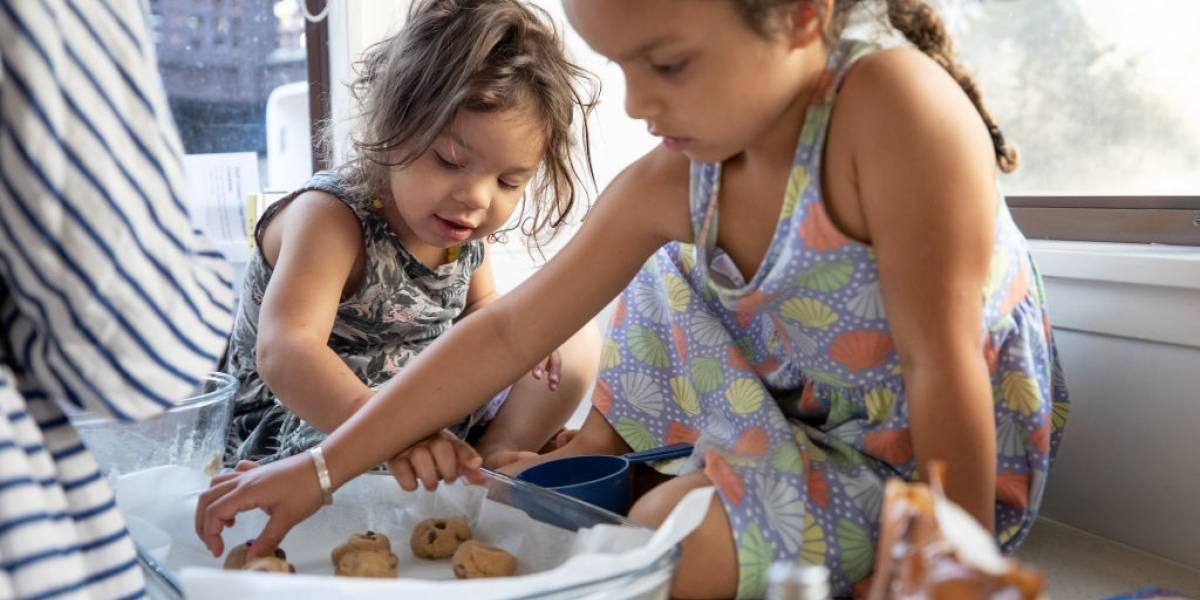 ¿No tienes nada para la once?: cómo hacer galletas fáciles