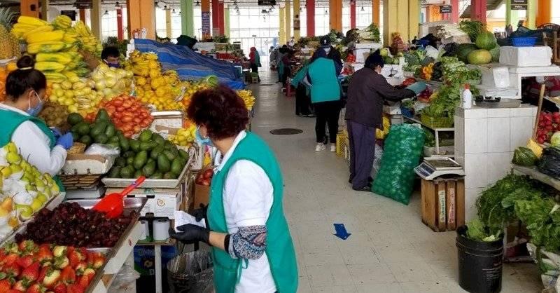 mercados Quito