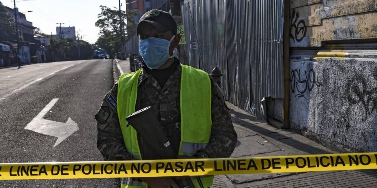 ONU pide a El Salvador investigar abusos durante pandemia de COVID-19