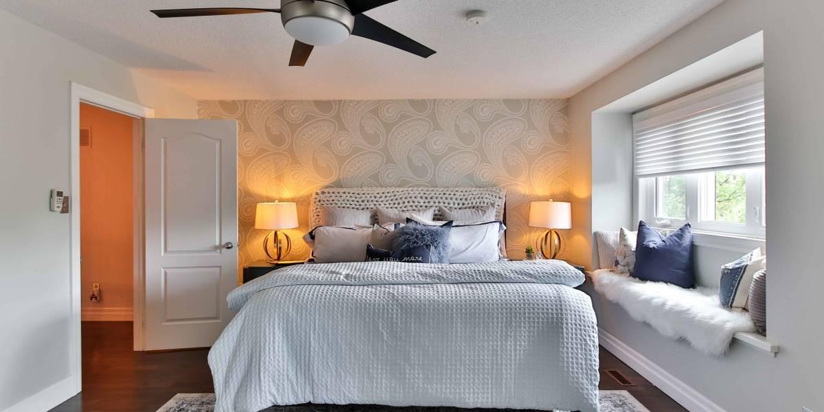 10 modelos de papel de parede para quarto que vão renovar sua decoração