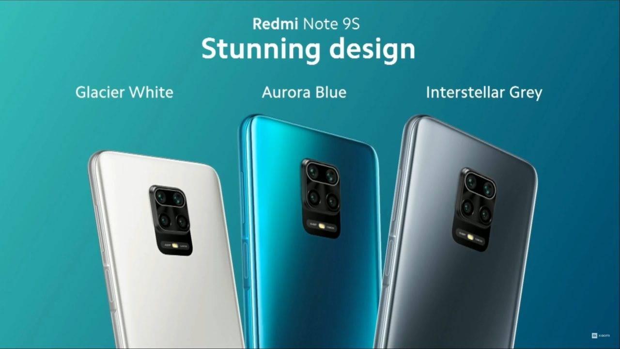 Redmi Note 9S México