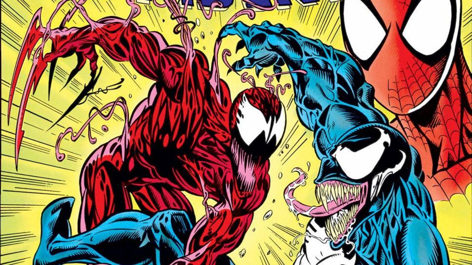 Venom y Carnage