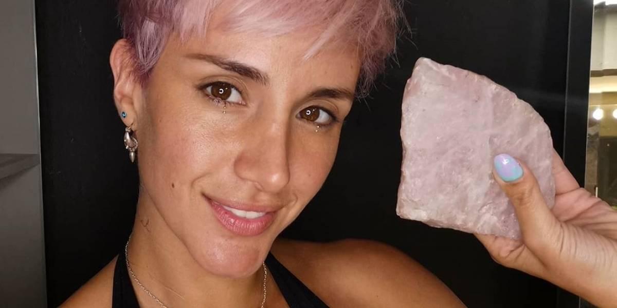"""Isidora Urrejola: """"Mi hermana está enamorada de una chiquilla y bacán"""""""