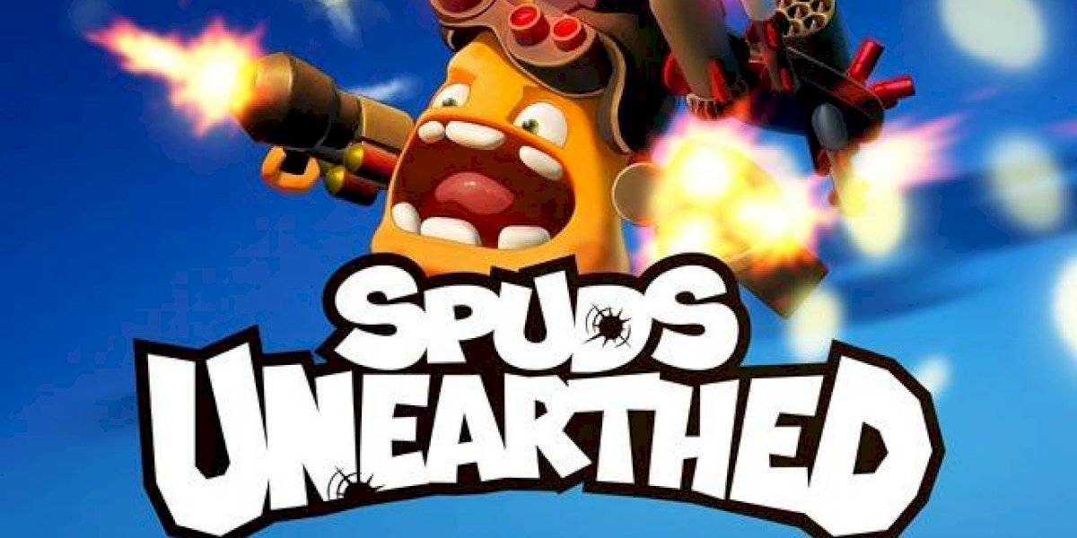 Game Spuds Unearthed chega nesta semana para PlayStation