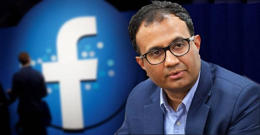 Ajit Mohan Facebook