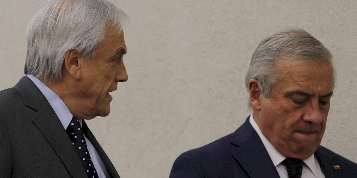 Justicia declara admisible querella contra Piñera, Mañalich y Zúñiga