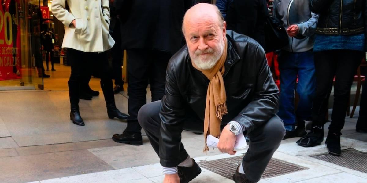 Muere Marcos Mundstock, emblemático integrante de Les Luthiers
