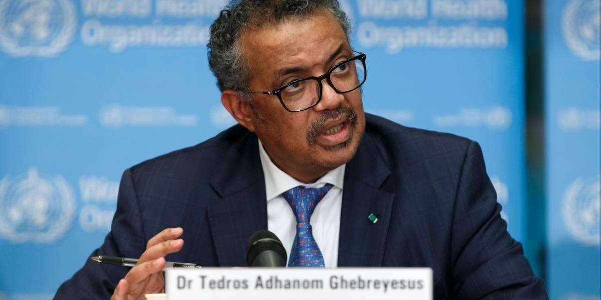 Director de la OMS reveló hasta cuándo estará el coronavirus entre la población mundial