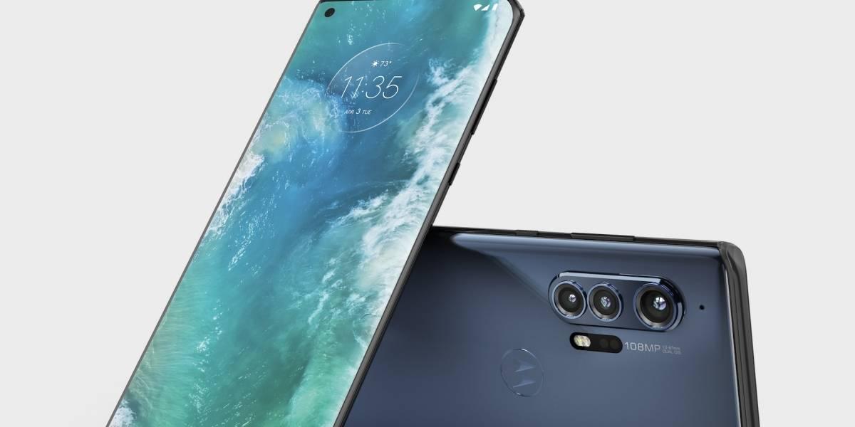 Tecnologia: Novos smartphones Motorola Edge e Motorola Edge Plus são revelados oficialmente