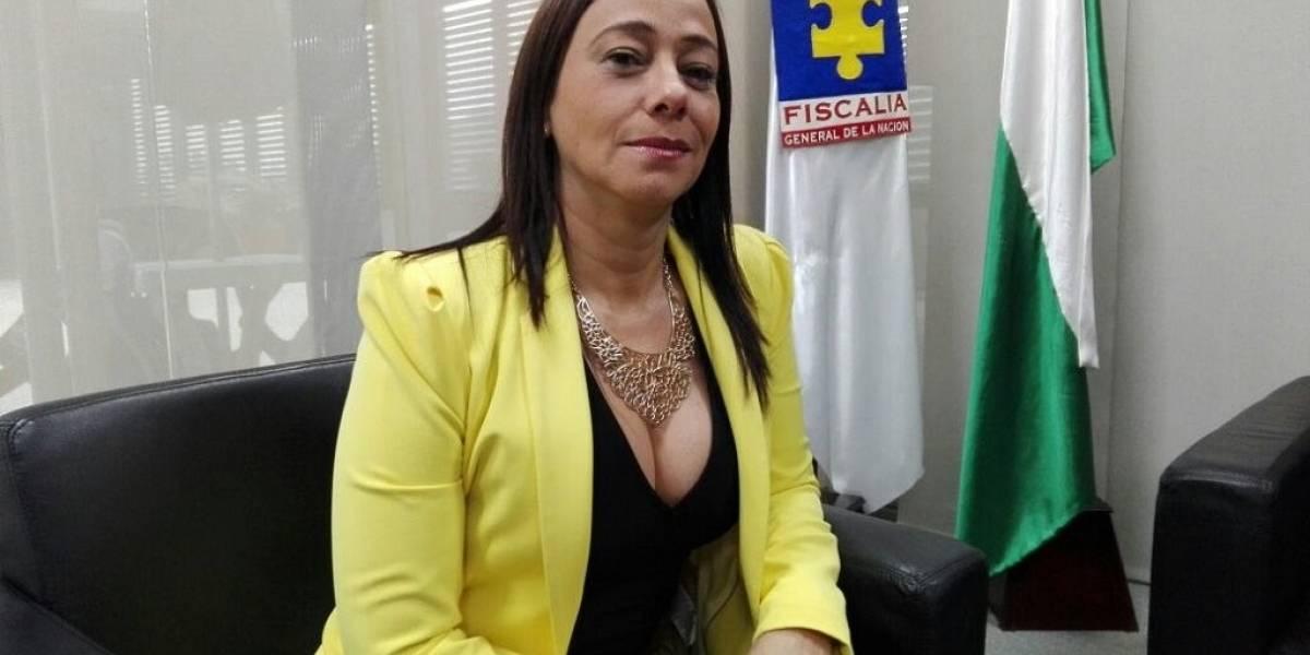 """""""No me querían al interior de la Fiscalía por asuntos políticos"""": Claudia Carrasquilla"""