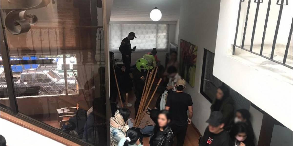 Ordenan expulsión de venezolano capturado en fiesta en el norte de Bogotá