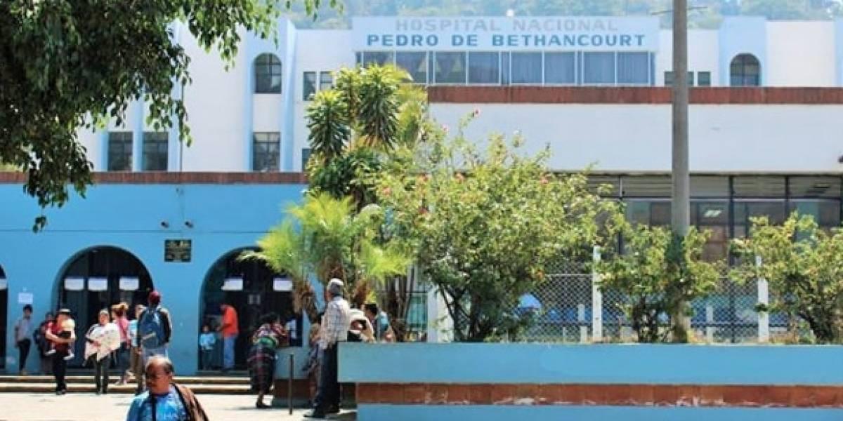 Habilitan áreas en hospital de Antigua para atender posibles casos de Covid-19