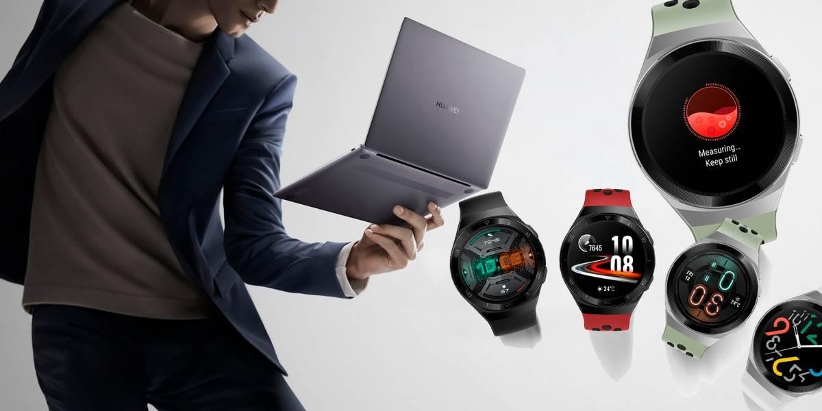 Los nuevos HUAWEI MateBook 13 y HUAWEI Watch GT2e llegan a Chile con atractiva promoción