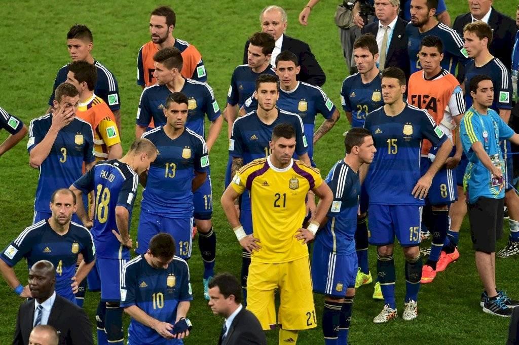 Hugo Campagnaro subcampeón del mundo con Argentina en Brasil 2014 se retira