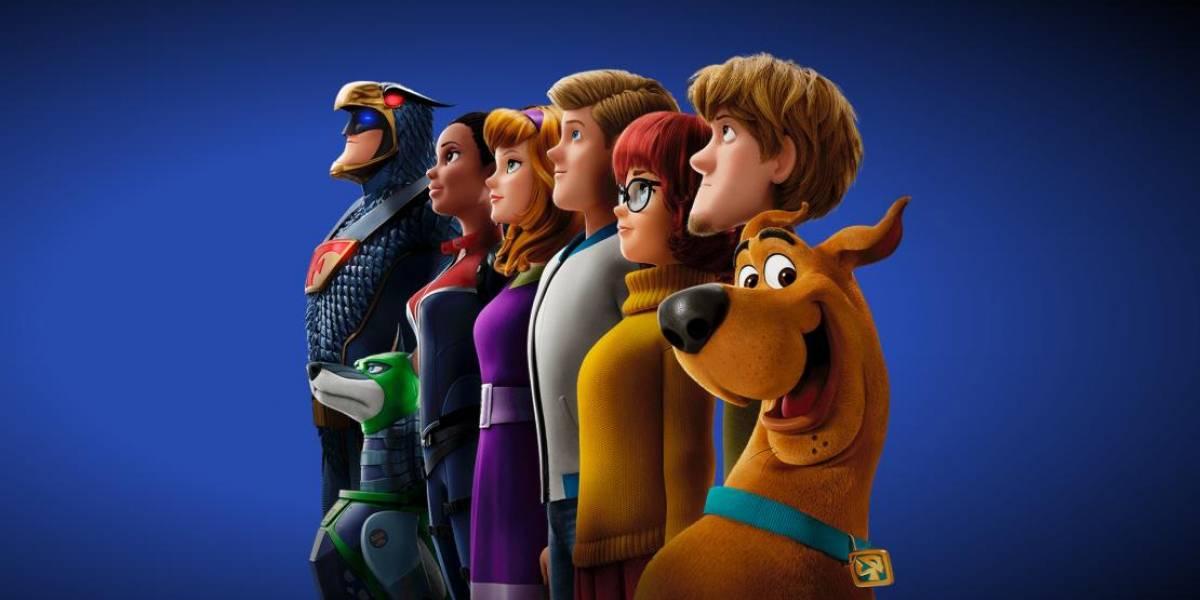 'Scooby!' não vai ser lançado nos cinemas dos Estados Unidos