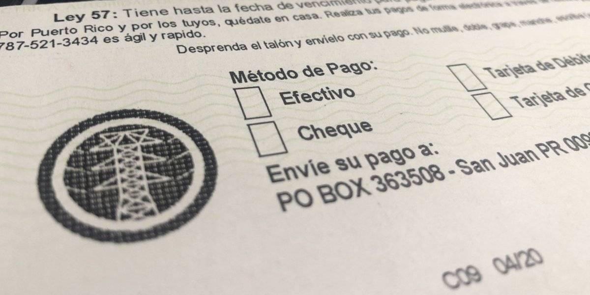 Pedro Pierluisi rechaza posible aumento en tarifa de la AEE