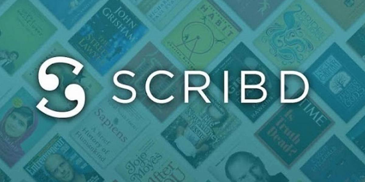 Cuarentena: Scribd ofrece acceso gratis a miles de libros digitales