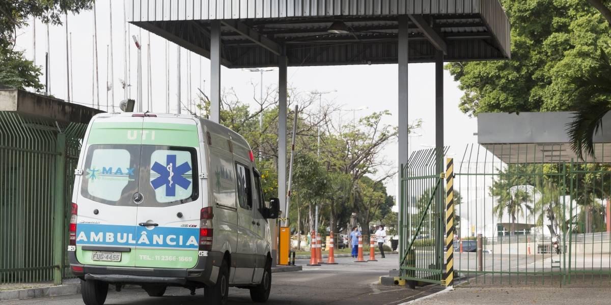 Hospital de Campanha do Anhembi será parcialmente desativado