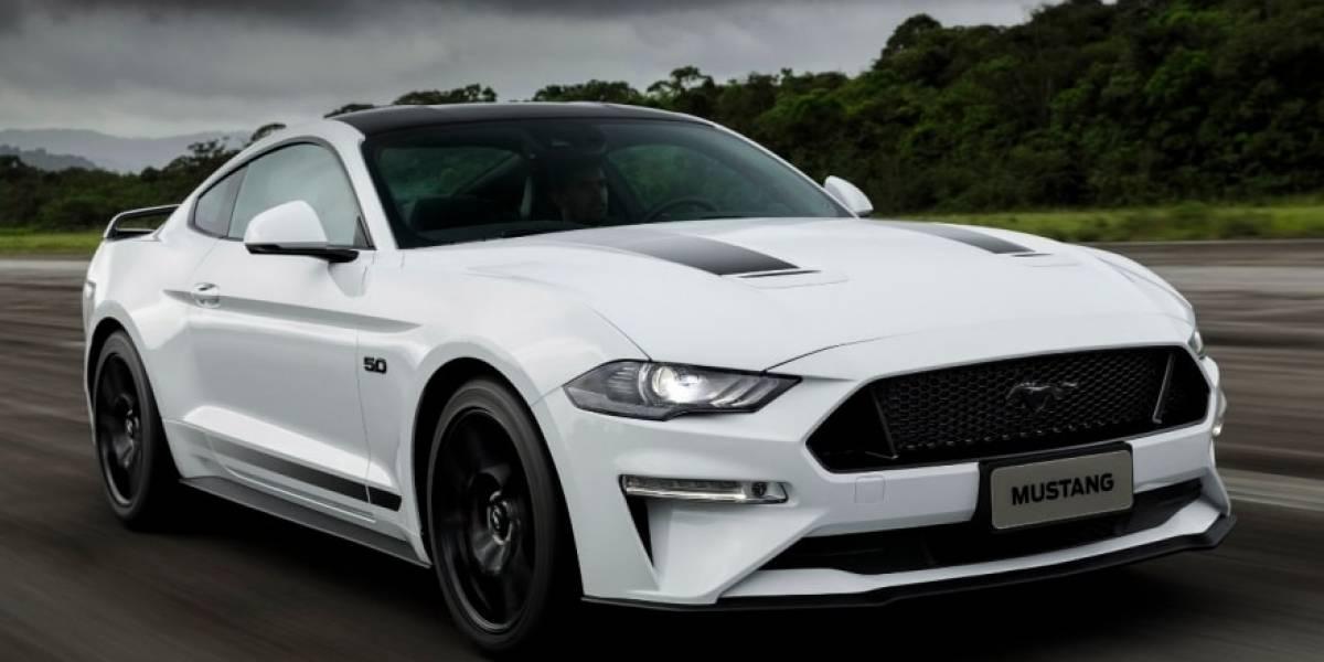Ford Mustang conquista o título de carro esportivo mais vendido do mundo