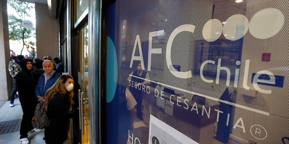 Seguro de cesantía: AFC entrega calendario de pagos para trabajadores con suspensión de contrato