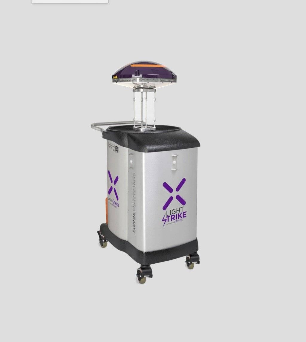 Robot Xenex