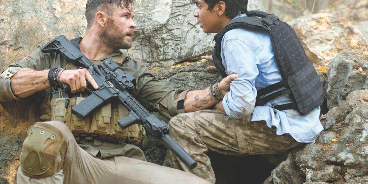 """""""Hice escenas de acción que jamás imaginé"""":  Chris Hemsworth"""