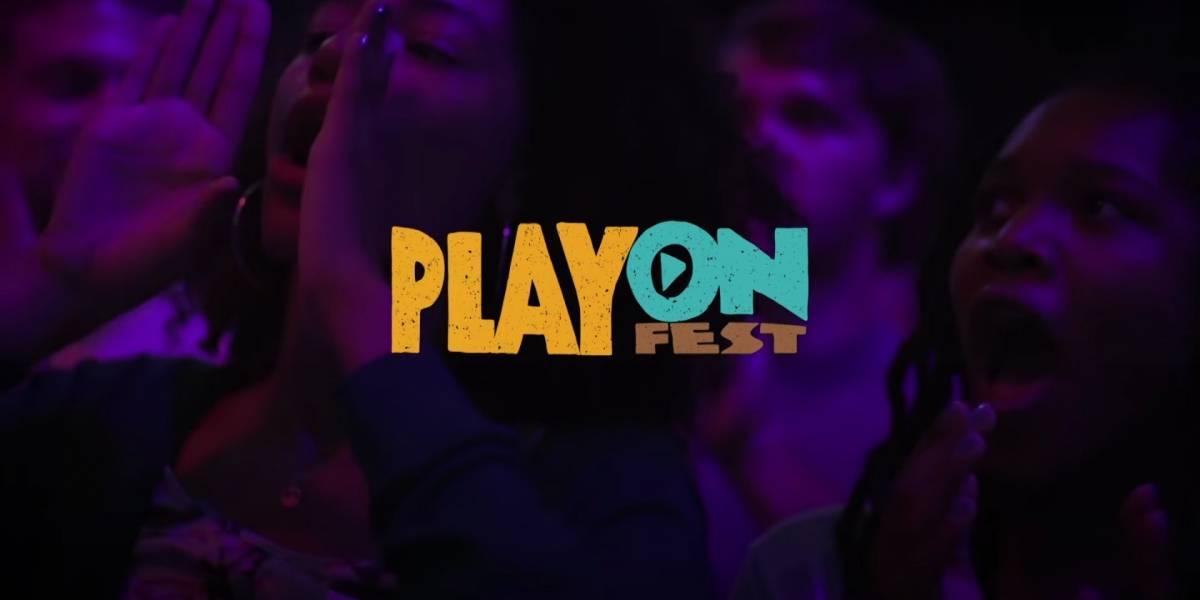 Festival virtual PlayOn reprisa apresentações de grandes artistas