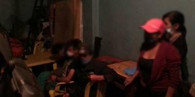 Revelan fotos de fiesta de 20 personas violando la cuarentena en Bogotá