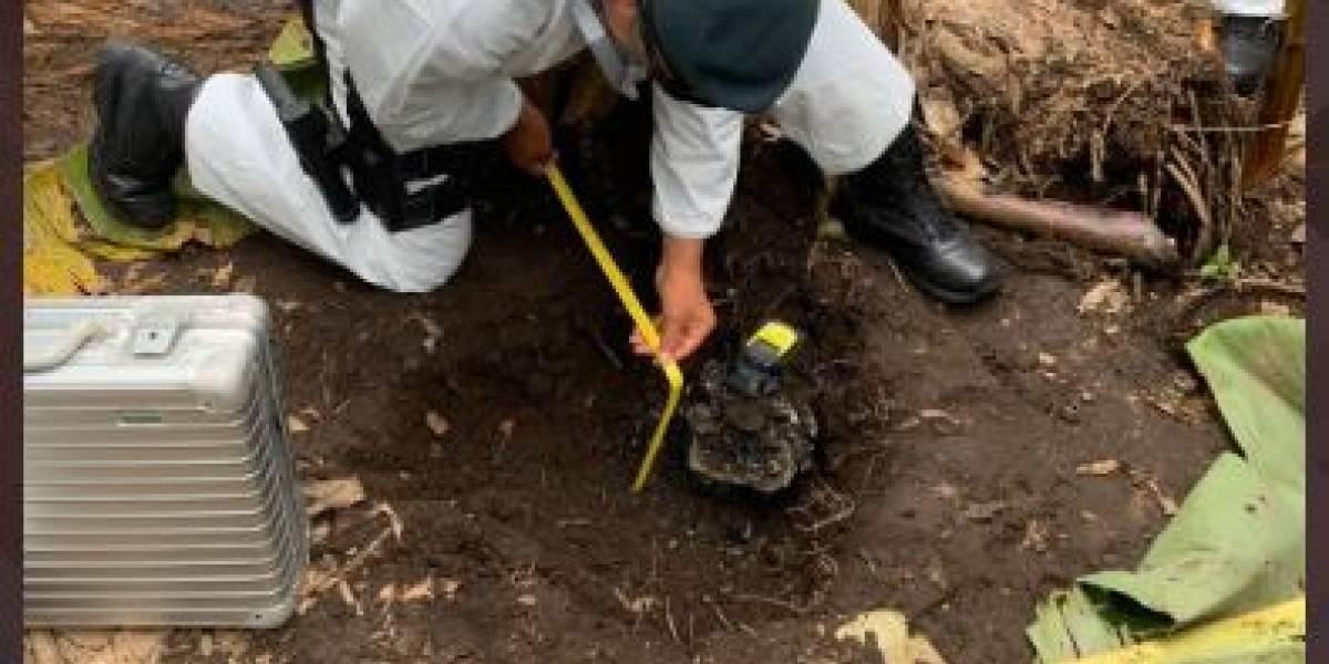 (VIDEO) La misteriosa caída de un supuesto meteorito en la costa de Ecuador