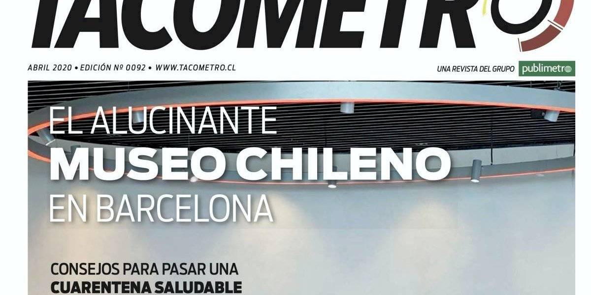 La nueva revista Tacómetro de abril está para guardarla