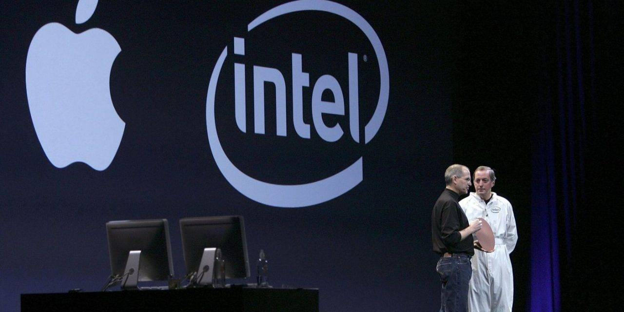 Procesador Intel Apple