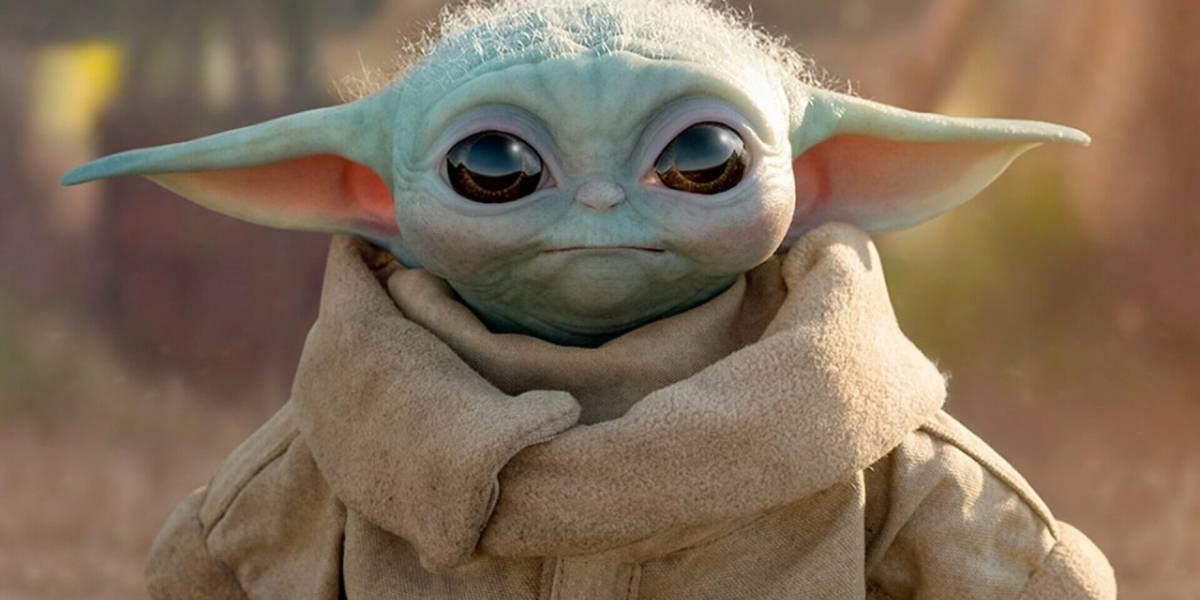 """La horrorosa apariencia de uno de los artes conceptuales de """"Baby Yoda"""" para The Mandalorian"""