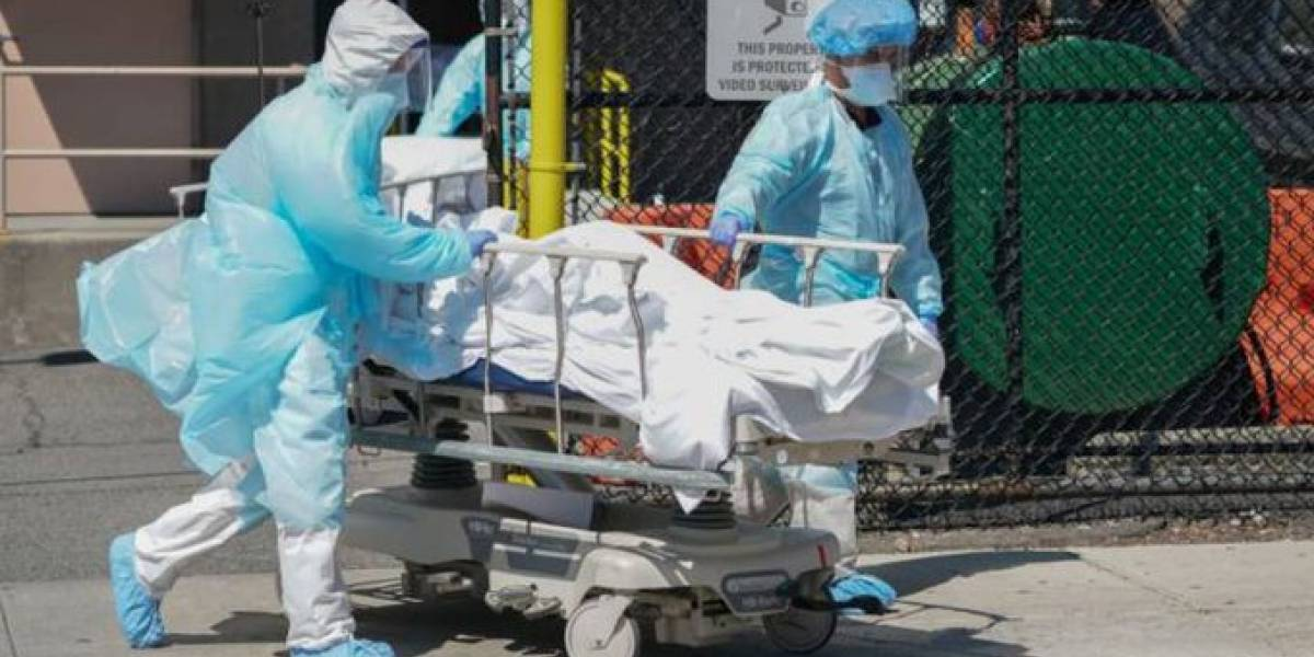 Hombre portador de VIH fue uno de los fallecidos por coronavirus