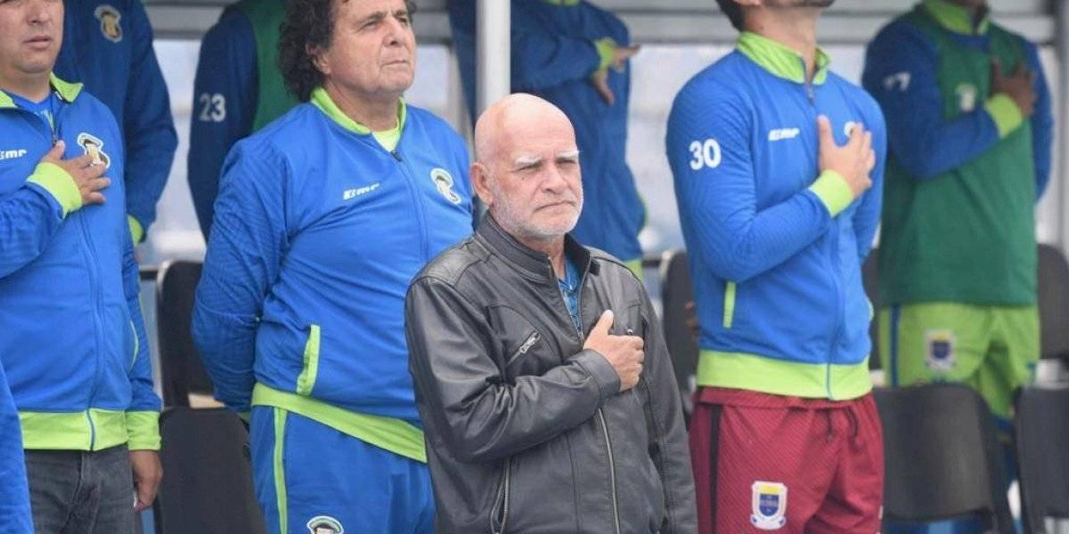 """""""La selección va a tener que nacionalizar a unos 20 argentinos o brasileños"""""""