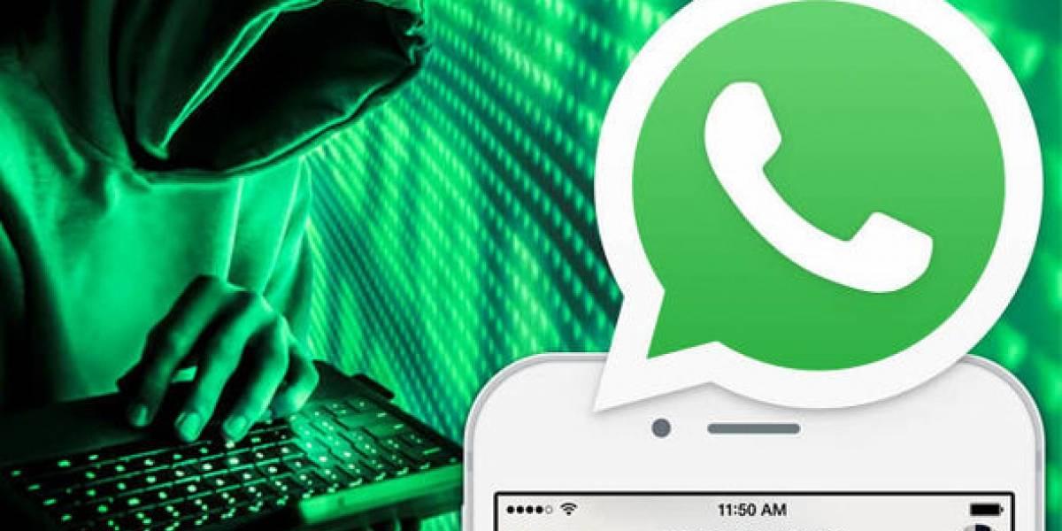 WhatsApp: ¡Ojo! tu cuenta podría ser fácilmente hackeada