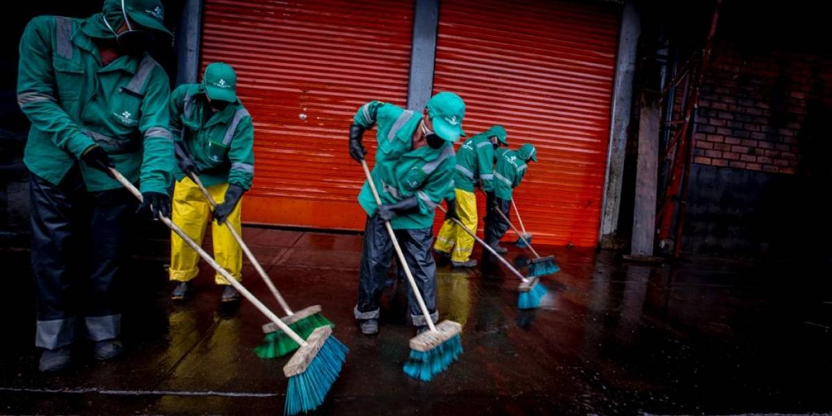 Descubren siete casos de coronavirus en Corabastos por descuido de los comerciantes
