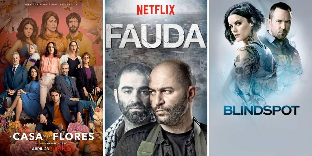 As 5 melhores séries que acabaram de estrear na Netflix