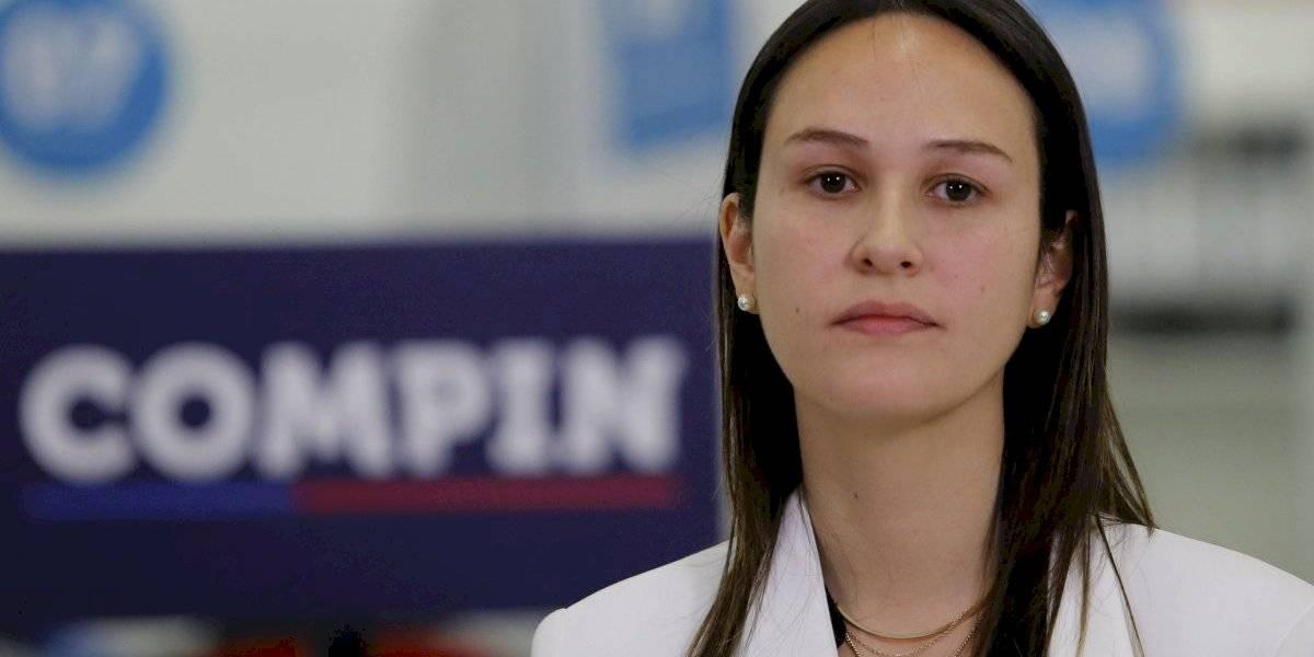 """Ella recapacitó"": ministro Paris revela por qué no aceptó renuncia de seremi de Salud RM"