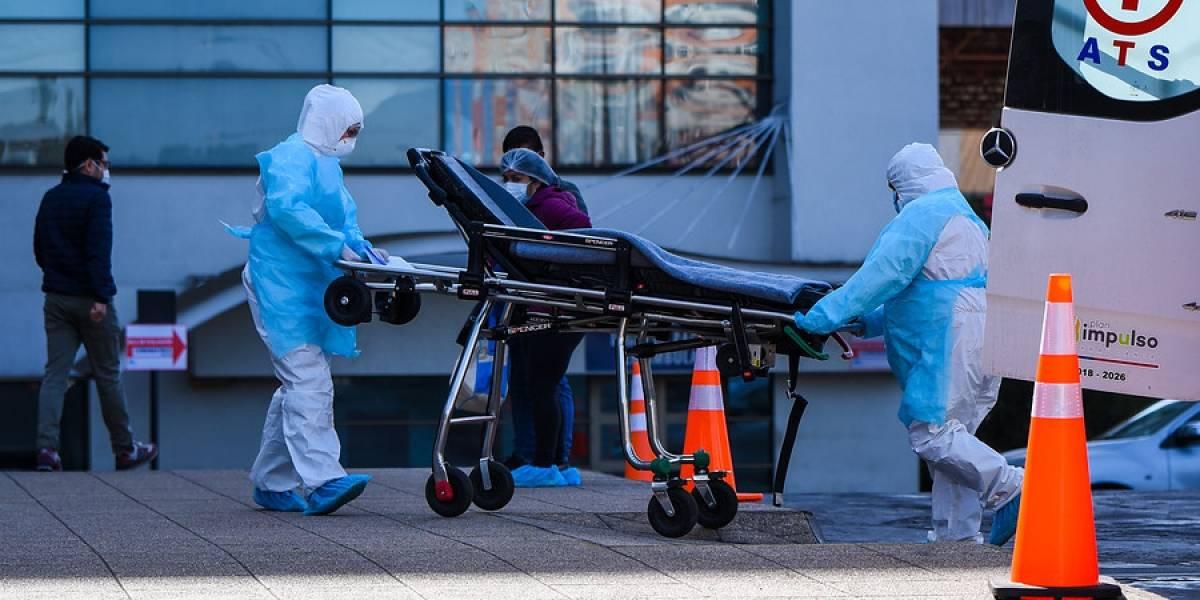 Paciente con coronavirus se intentó suicidar en Hospital Gustavo Fricke