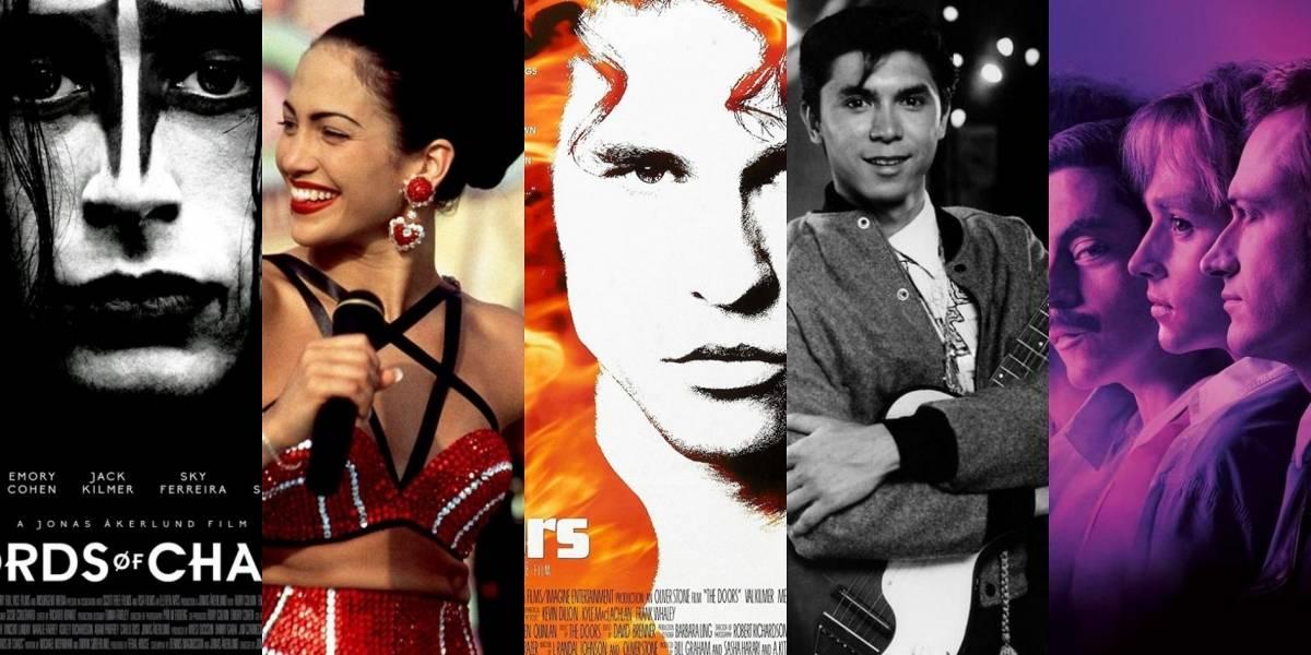 Tenemos nuevo Ranking en Mundo Bizarro: biopics musicales imperdibles