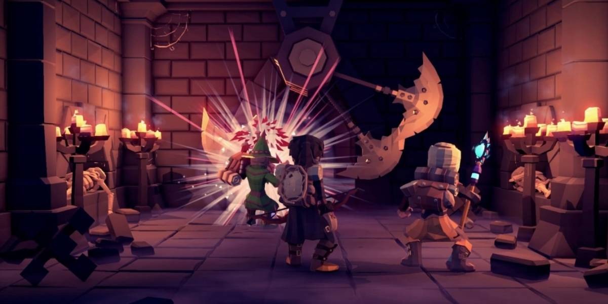 Game For The King está disponível gratuitamente por tempo limitado