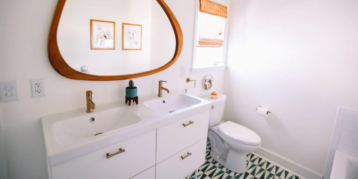 Cinco ideas para decorar un baño pequeño