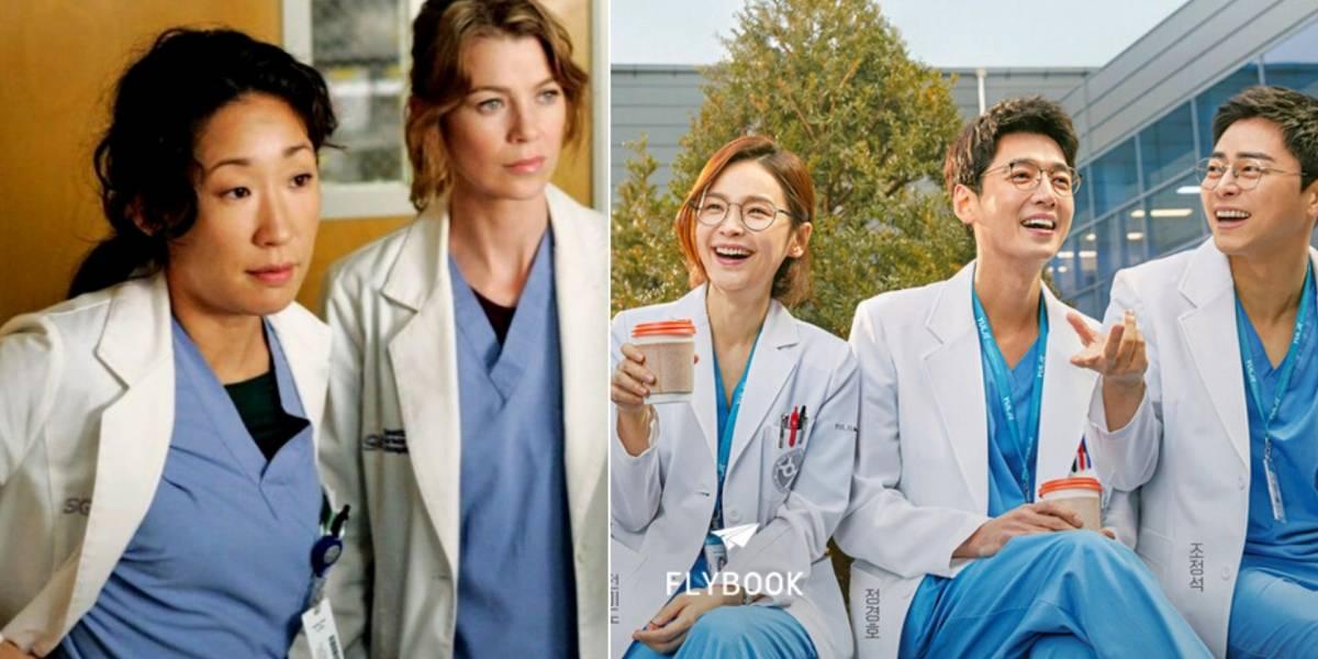 A série médica coreana comparada a 'Grey's Anatomy' que estreia novos episódios na Netflix toda semana