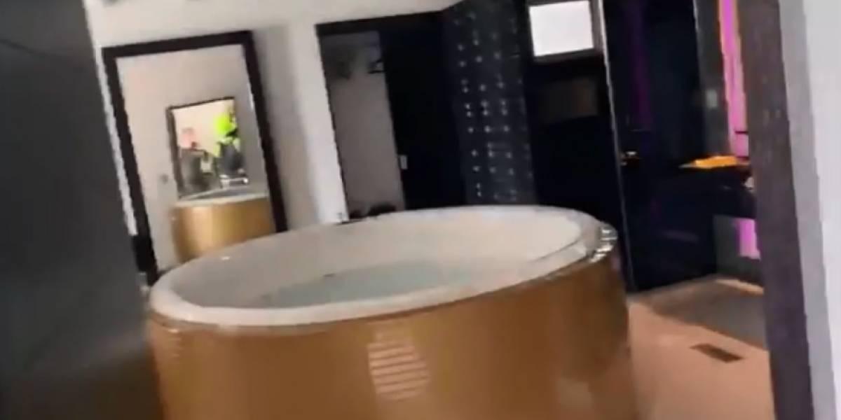 """Jóvenes fueron atrapados en """"corona-rumba"""" de fiesta en Cartagena"""