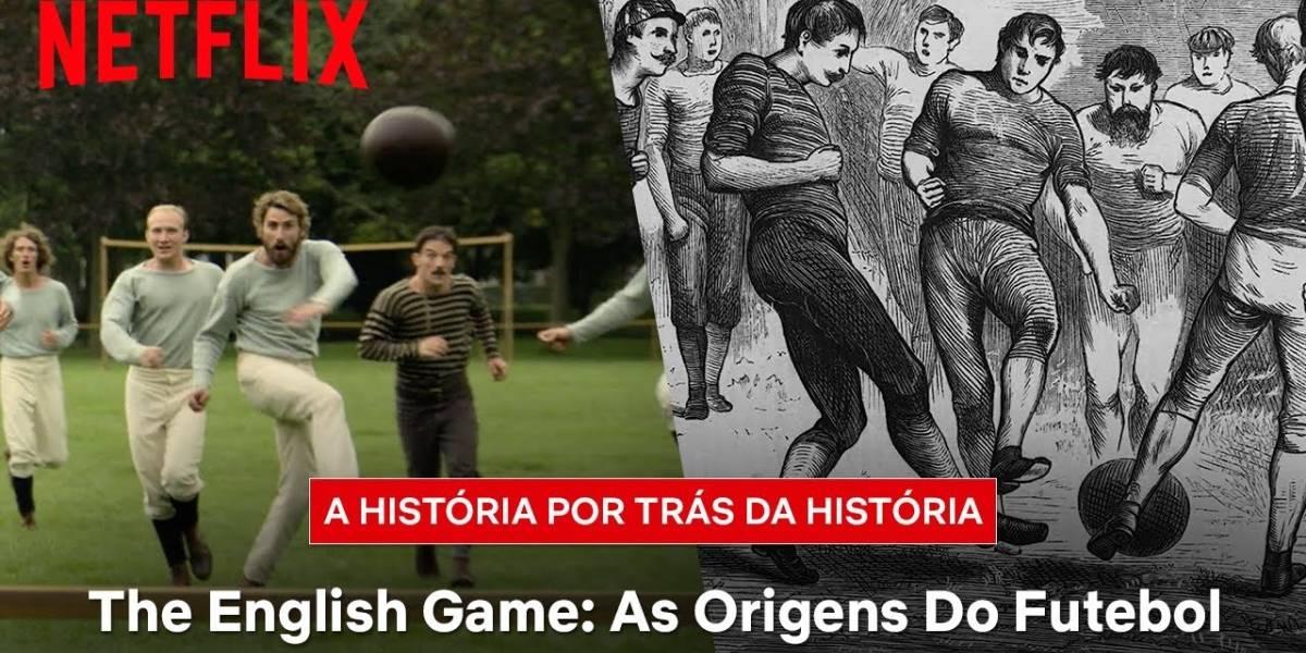 Netflix disponibiliza conteúdo especial sobre a história do futebol