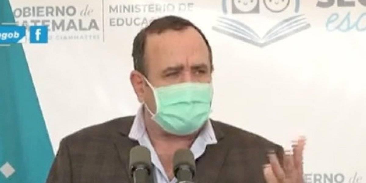 Presidente explica intento de fuga masiva en hospital del Parque de la Industria