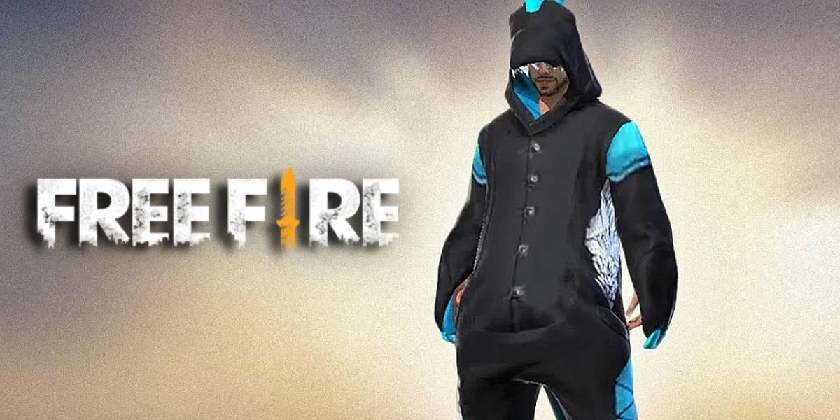Free Fire: así puedes conseguir el skin de Dino Angelical